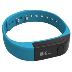 Blue Smart Bracelet Fitness Leotec