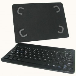 "Tablet Case 10 ""Keyboard Leotec"