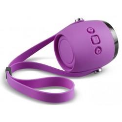 Altavoz Bluetooth Leotec Mini Aqua Violeta