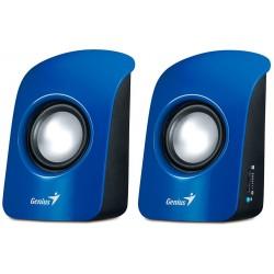 Altavoces 2.0 Genius SP-U115 Azul
