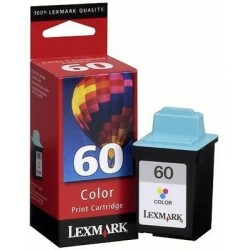 Tinta Lexmark 60 Color...
