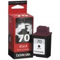 Tinta Lexmark 70 Negro 12AX970E