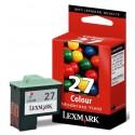 Tinta Lexmark 27 Color 10NX227E