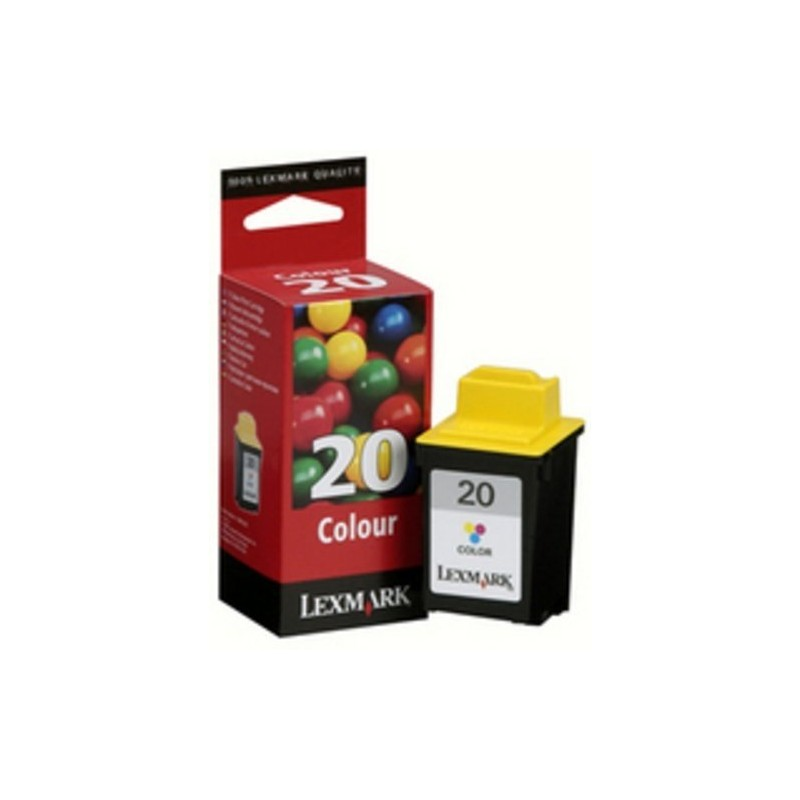 Tinta Lexmark 20 Color 15M0120E