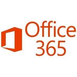 Microsoft Office 365 Hogar Hasta 5 Usuarios 1 Año
