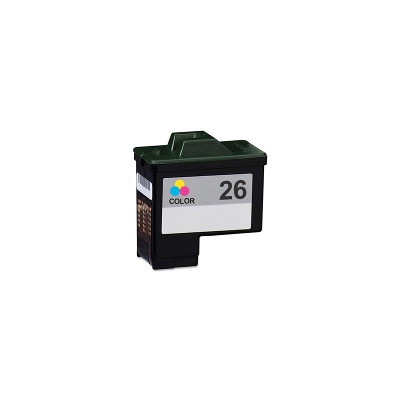 Tinta Compatible Lexmark 26 Color
