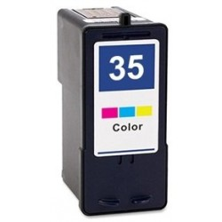 Tinta Compatible Lexmark 35 Color