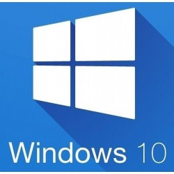 Microsoft Windows 10 Professional 64Bits