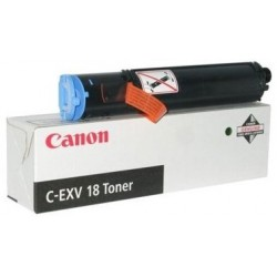 CANON TONER C-EXV18 NEGRO
