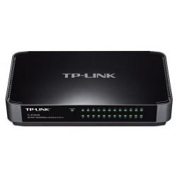 TP-LINK SWITCH 24 PUERTOS 10/100MBPS