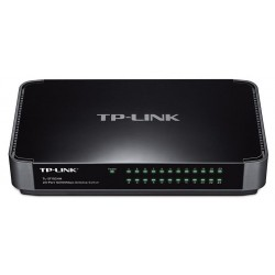 TP-LINK SWITCH 24 PUERTOS 10/100MBPS