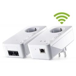 DEVOLO DLAN 550+ WIFI STARTER KIT PLC