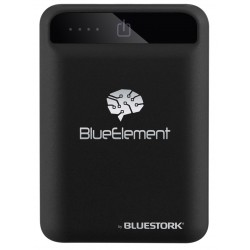 BLUESTORK POWERBANK 5200MAH NEGRO