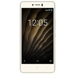 BQ SMARTPHONE AQUARIS U 16GB 2GB BLANCO/ORO OC/2GB/16GB/5 IPS/LTE/ANDROID