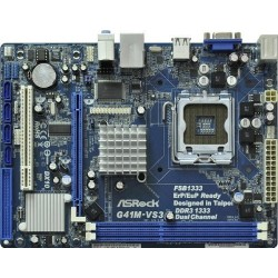 ASROCK PLACA BASE G41M-VS3 R2.0 SOCKET 775