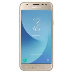 SAMSUNG SMARTPHONE GALAXY J3 J330F DS (2017) DORADO QC 1.6/2GB/16GB/5 HD/ANDROID