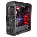 Nox ATX housing Coolbay ZX Led Red