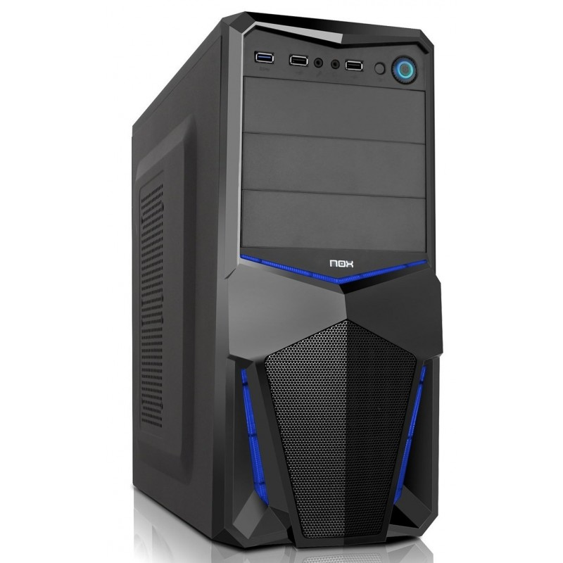 Nox ATX housing Pax Blue Edition