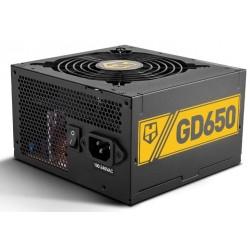Fuente ATX 650W Nox Hummer GD650 80 Plus Gold