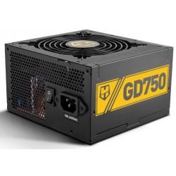 Fuente ATX 750W Nox Hummer GD750 80 Plus Gold