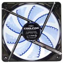 Nox Fan Blue Led 120 CoolFan