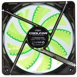 Nox fan CoolFan 120 Led Green
