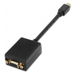 Adaptador Mini DisplayPort M a VGA H Nanocable