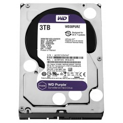 WESTERN DIGITAL WD30PURZ 3TB PURPLE