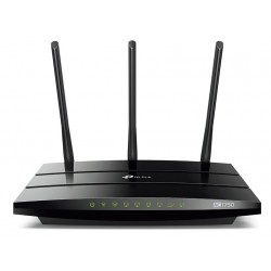 TP-LINK ROUTER GIGABIT WIRELESS BANDA DUAL AC1750