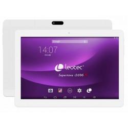 LEOTEC TABLET SUPERNOVA I3G96X BLANCA QC A53/2GB/32GB/10.1 IPS/AMDROID 6.0