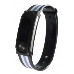 LEOTEC SMARTBAND COOL HR STRIPES