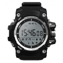 LEOTEC SMARTWATCH BLACK MOUNTAIN