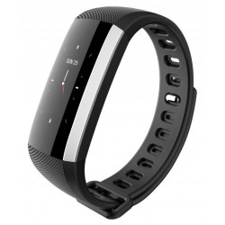 LEOTEC SMARTBAND COLOR HEALTH NEGRA