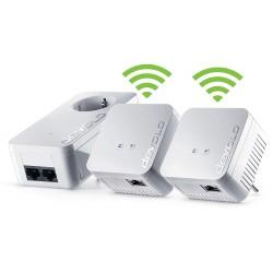 DEVOLO POWERLINE DLAN550 WIFI NETWORK KIT PLC