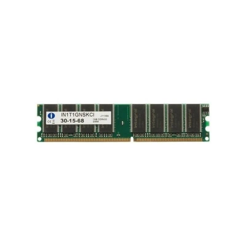 Memoria DDR 400 1GB Integral
