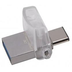 Type-C Pendrive 32GB Kingston DT MICRODUO 3C