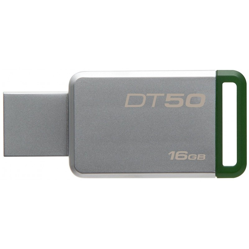 Pendrive de 16GB 3.0 Kingston DT50