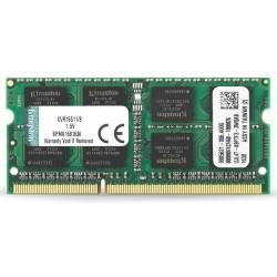 DDR3 memory Sodimm 1600 Kingston 8GB KVR16S11 / 8