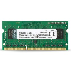 Memoria Sodimm DDR3 1600 4GB Kingston KVR16S11S8/4
