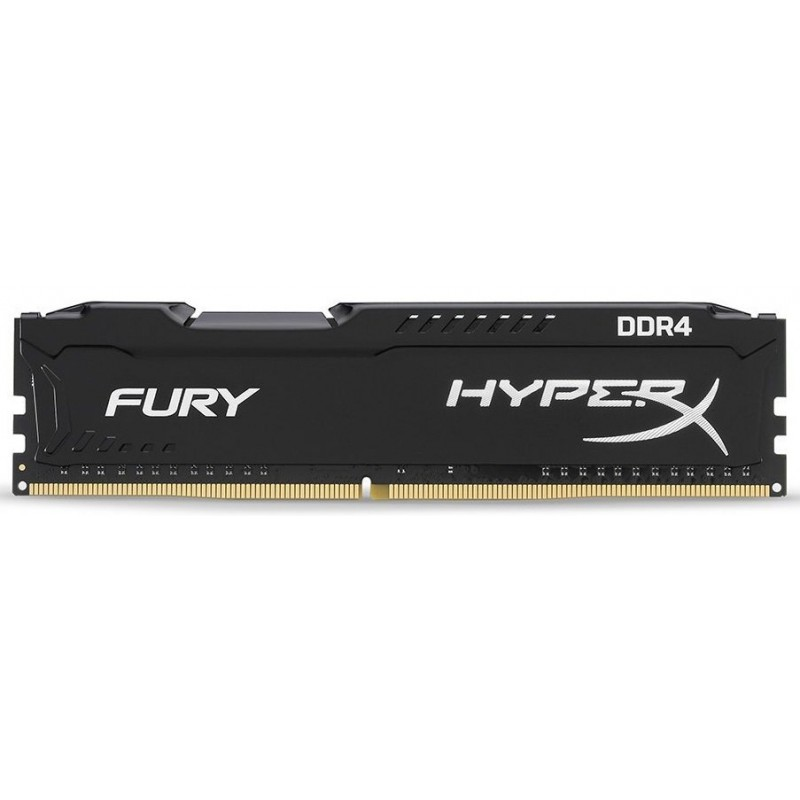 Memoria DDR4 2666 4GB Kingston HyperX Fury Black