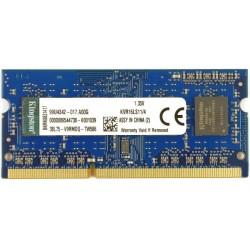 DDR3 memory Sodimm 1600 4GB Kingston KVR16LS11 / 4