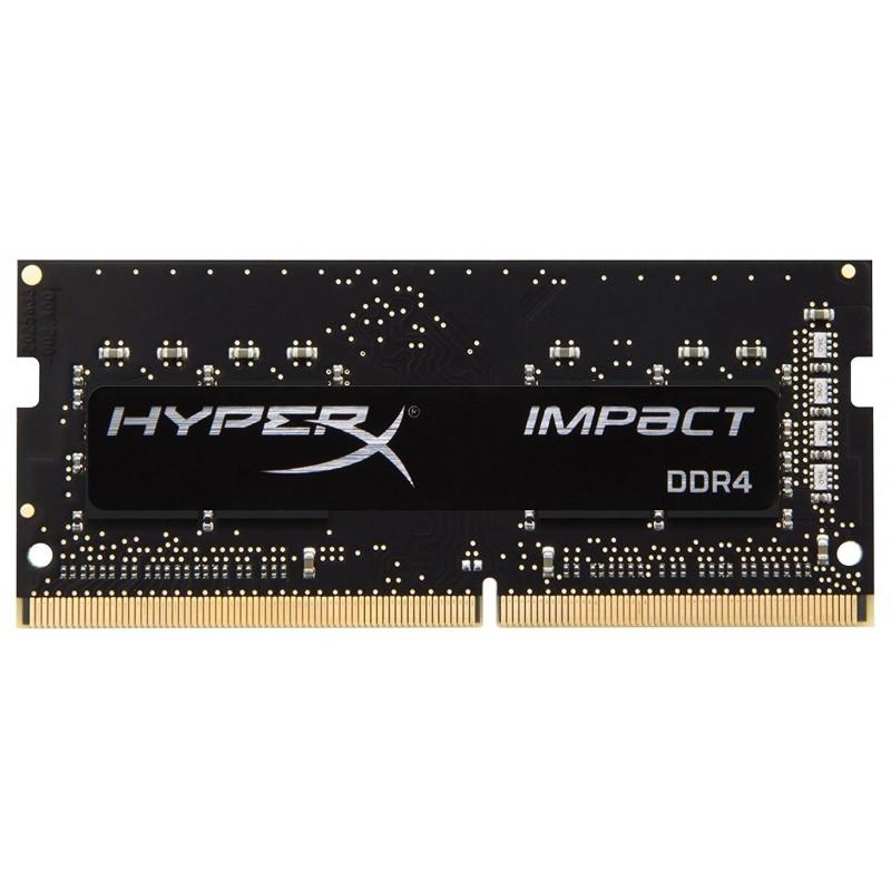 Memoria Sodimm DDR4 2133 4GB Kingston HyperX Impact