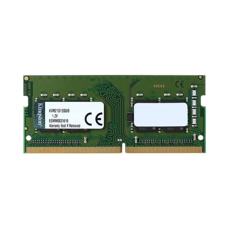 Memoria Sodimm DDR4 2133 8GB Kingston