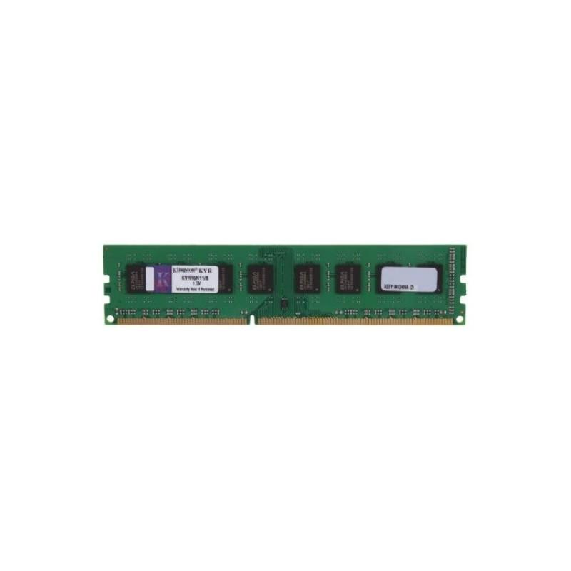 Memoria DDR3 1600 8GB Kingston