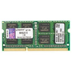 Memoria Sodimm DDR3 1600 8GB Kingston KVR16LS11/8