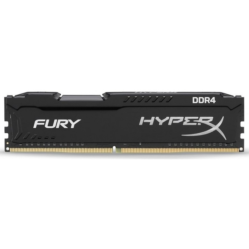Memoria DDR4 2133 4GB Kingston HyperX Fury Black