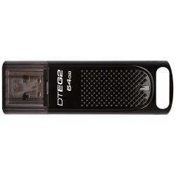 Pendrive de 64GB 3.0 Kingston DT Elite G2