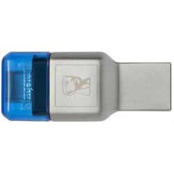 Lector de Tarjetas MicroSD Kingston ML 3C