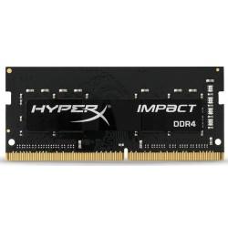 Memoria Sodimm DDR4 2400 4GB Kingston HyperX Impact