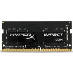 Memoria Sodimm DDR4 2400 4GB Kingston HyperX Impact